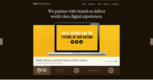 thinkfa.com HTML5 and CSS 3 inspiration showcase site
