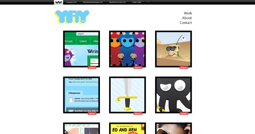 yaypaul.com Selection Of 45 Sites That Are Neat Thanks To jQuery